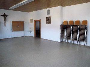 Pfarrheim Berg: Saal