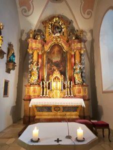 St. Laurentius Berg
