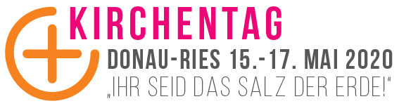 Logo Kirchentag Donau-Ries 2020