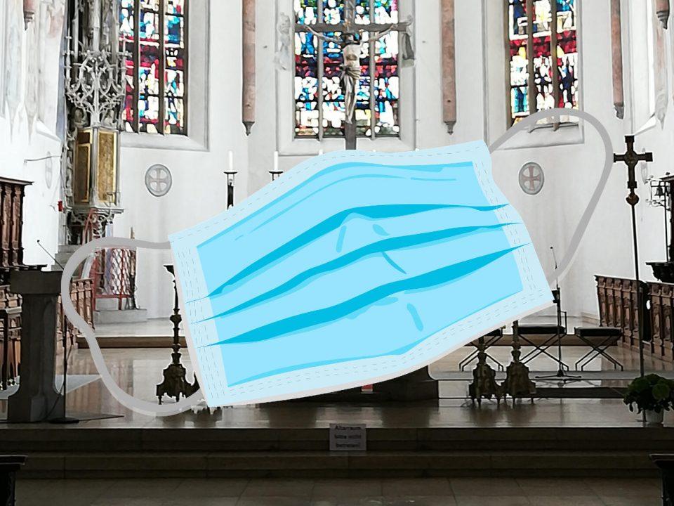Die Münsterkirche in Zeiten von Corona