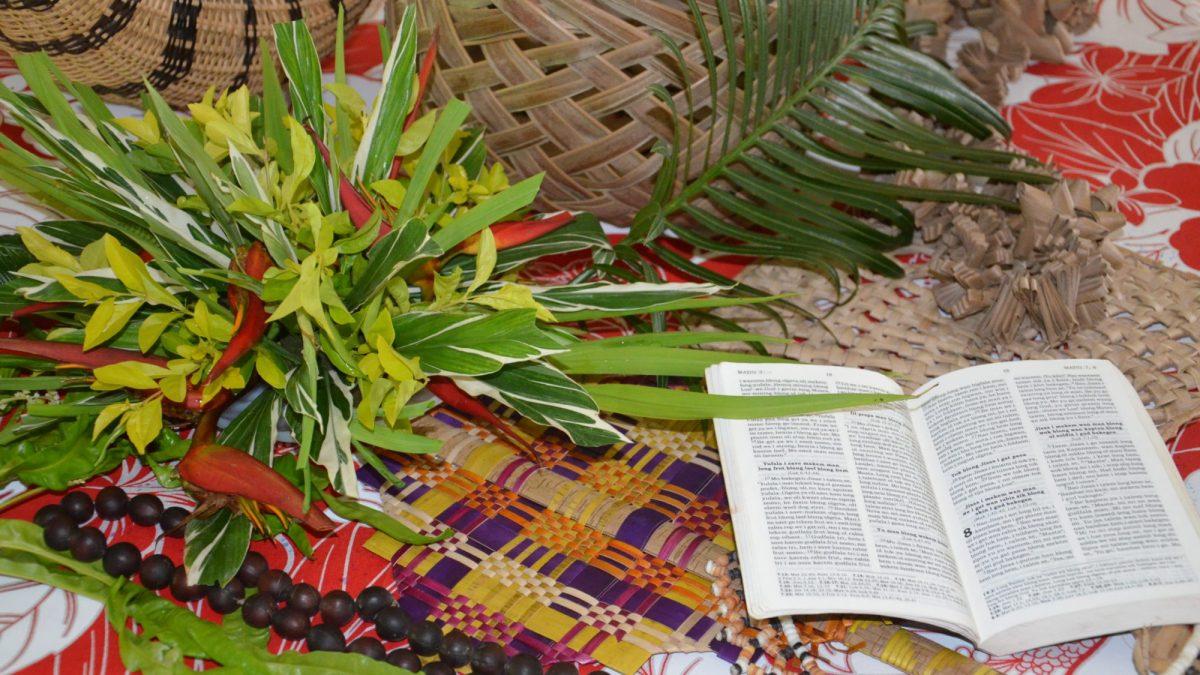 Von den Frauen aus Vanuatu für den Weltgebetstag zur Verfügung gestelltes Foto.